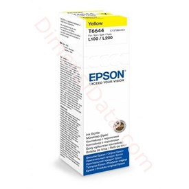 Jual Tinta / Cartridge Epson Yellow Ink [T6644]